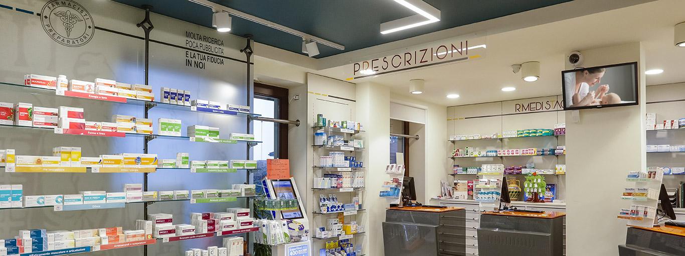 Apertura e ristrutturazione farmacia esempi e buone idee for Ammortamento arredamento