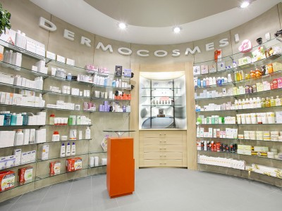 Dermocosmesi in farmacia