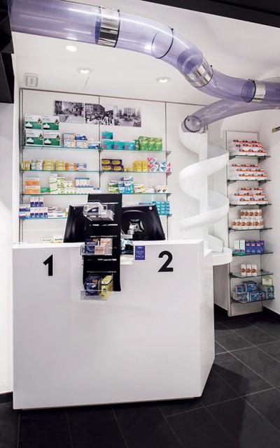 Farmacia Garbarino - Magazzino automatizzato