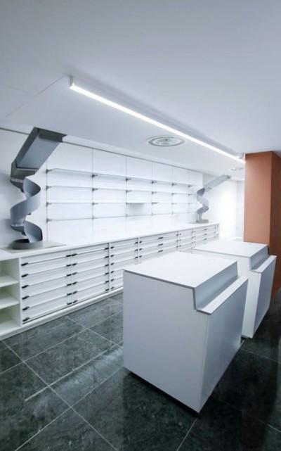 Farmacia Albertini - Magazzino automatizzato