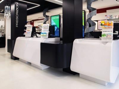 Farmacia San Rocco - Magazzino automatizzato