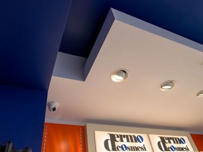 Un lighting design attento crea una sensazione di benessere nel cliente