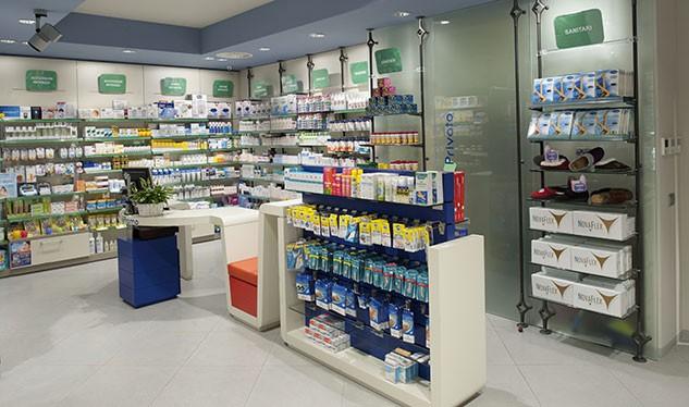 Più comfort per clienti e farmacisti