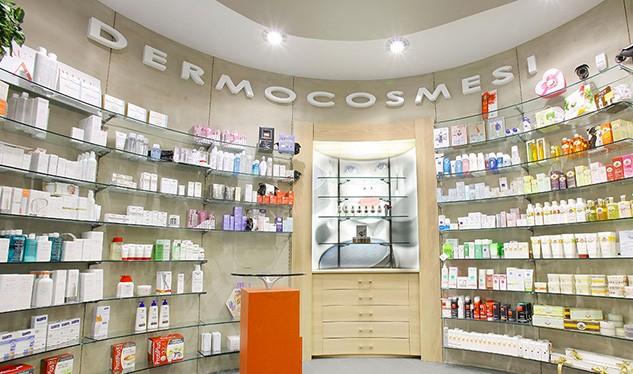Apertura e ristrutturazione farmacia esempi e buone idee for Confalonieri arredamenti