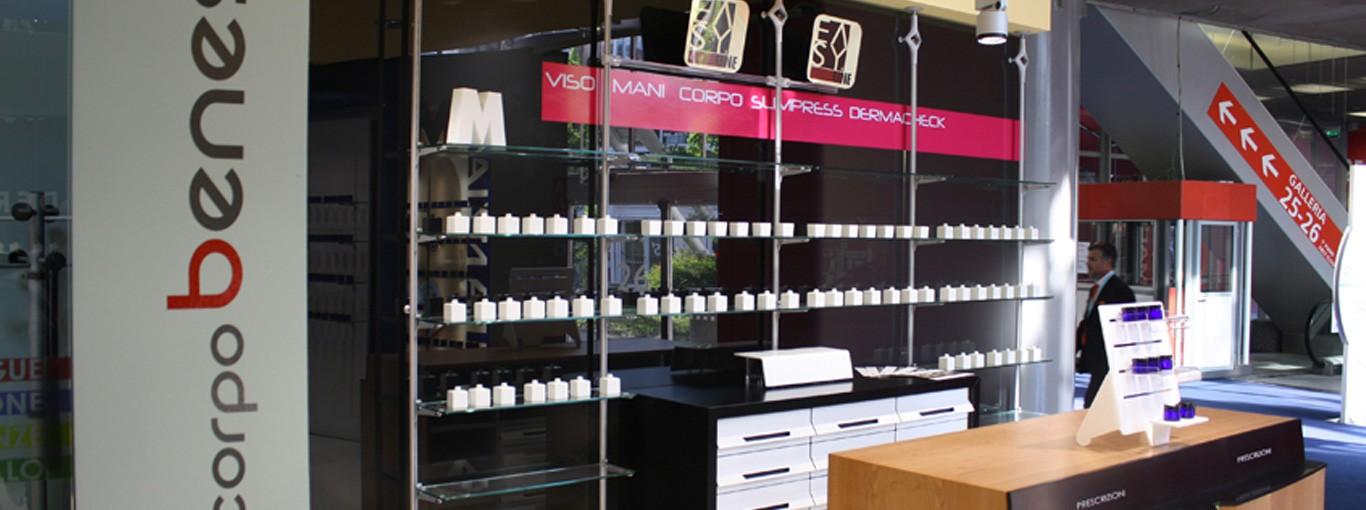 Studio Mario Fanelli a Cosmofarma